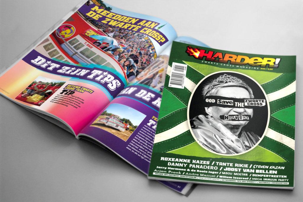 Cover Harder! Magazine #43